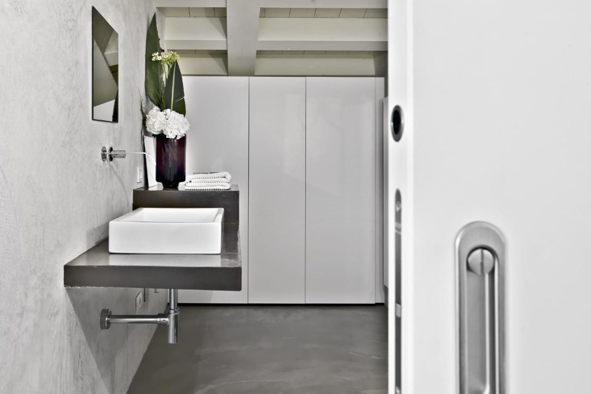 extra badkamer op zolder